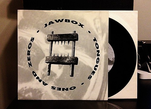 "Jawbox - Tongues 7"" by Tim PopKid"