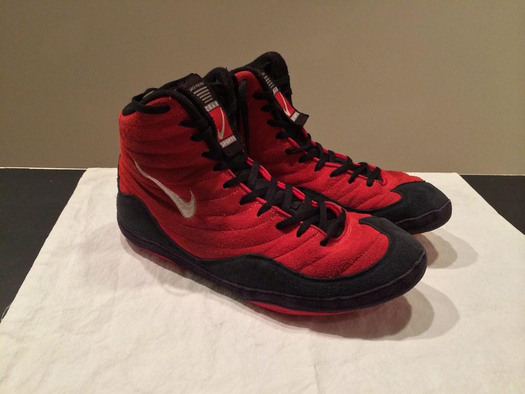03ece2e4454857 ... OG Reissue Nike Inflict Wrestling Shoes - GONE
