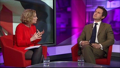 Cathy Newman Legs in Tights 5