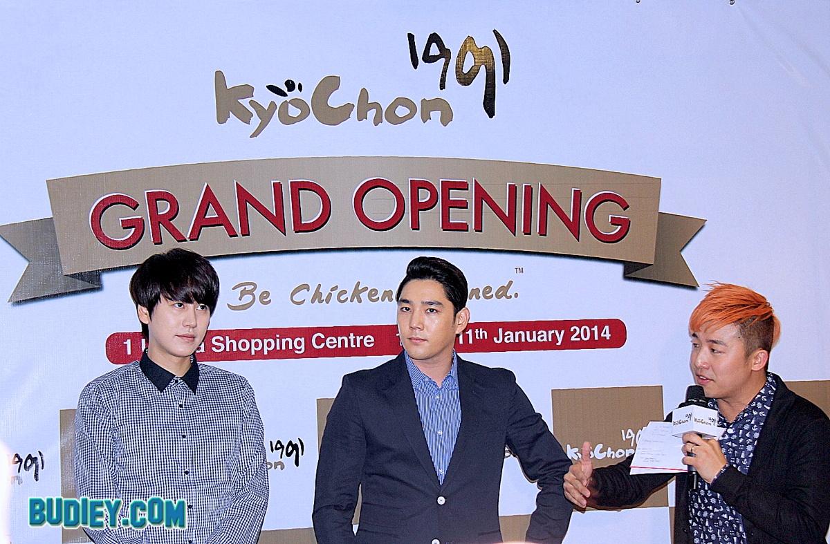 Gambar Kyuhyun & Kangin Super Junior