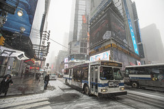 Snowstorm - January 21-22, 2014