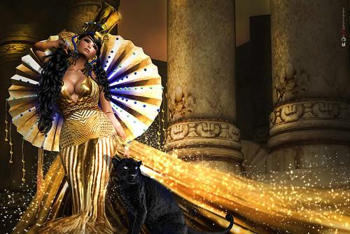 egypt cleopatra enzochampagne