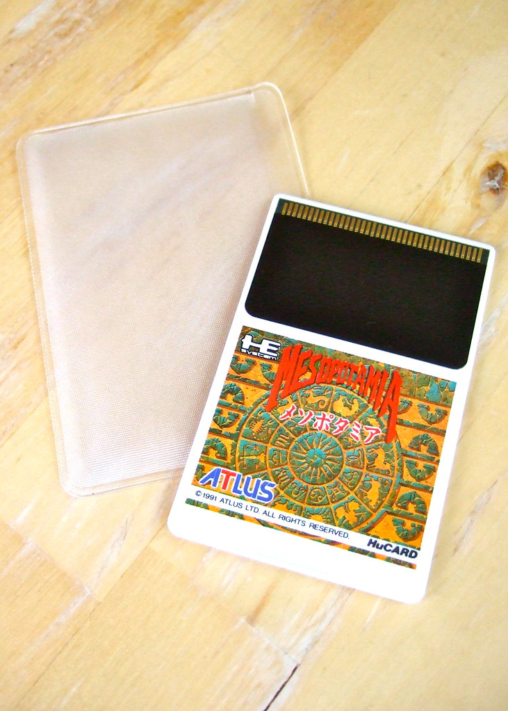 Mesopotamia (PC Engine) HuCard