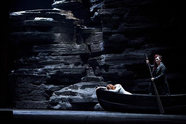 Emily Magee and Michaela Schuster in Die Frau ohne Schatten, La Scala, Milan, 2013 © Monika Rittershaus/Teatro alla Scala