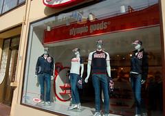 Russian Olympics store
