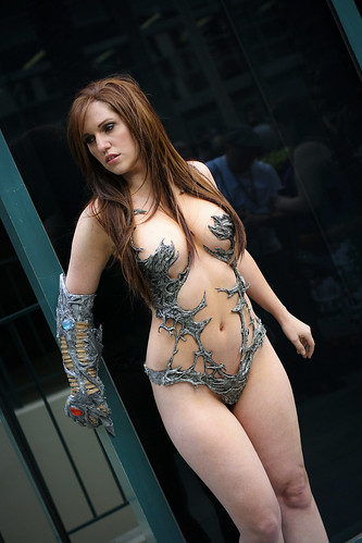 Wonder con 2013: Witchblade (comic ver.)