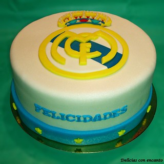 Tarta Real Madrid C.F.
