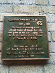 Photo of Green plaque number 30597