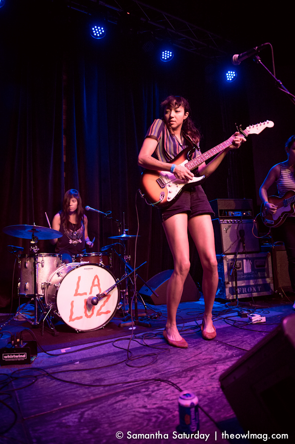 La Luz @ Constellation Room, Santa Ana 3/9/14