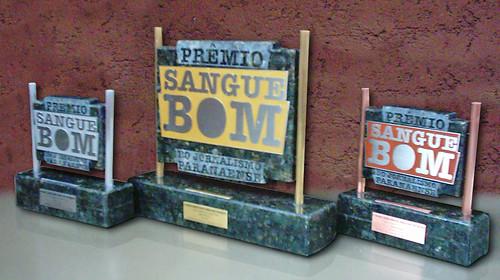 1º Prêmio Sangue Bom (2005)