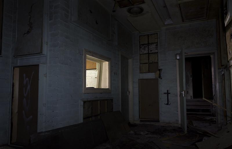 Barnton Quarry ROTOR Bunker