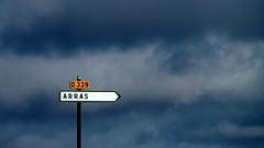 Arras, la menace !