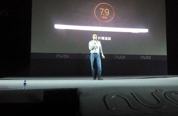 Смартфон ZTE Nubia X6