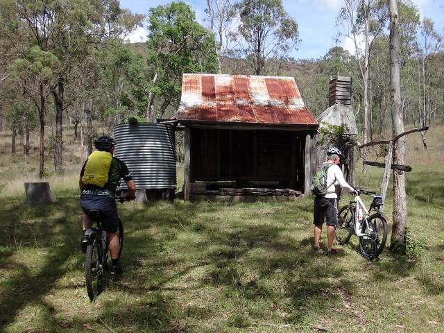 Old Cabin, Glenrock State Forest
