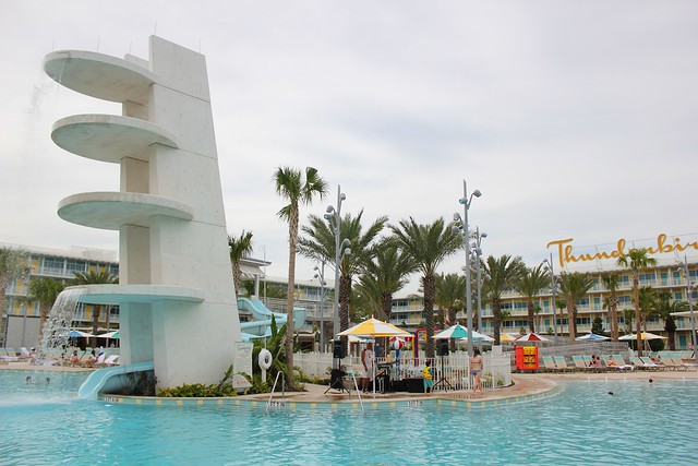 Cabana Bay Beach Resort at Universal Orlando