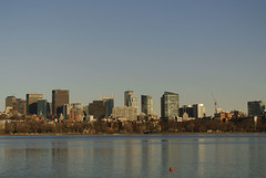 :: Boston Skyline