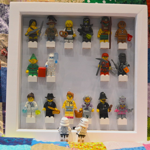 LEGO series 11 boxed