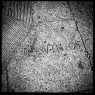 """Twelvth"" (Twelfth) Street at Mission Street/South Van Ness Avenue"