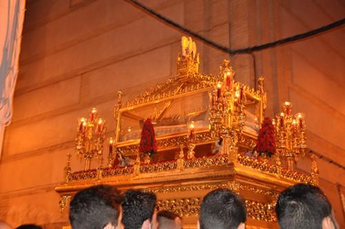 AionSur 13929710882_3af09e3103_d Esperanza y Santo Entierro, corazones divididos en estaciones de penitencia que se unen Cultura Semana Santa