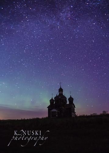 Church at Night #8