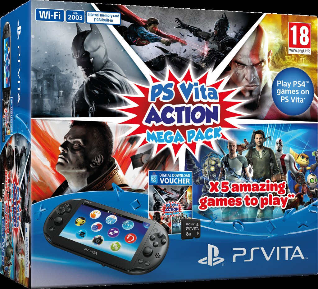 action mega pack