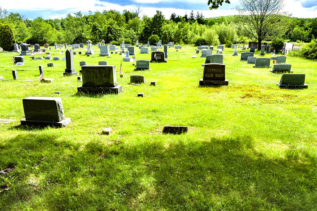 Odd Fellows Cemetery--Centralia