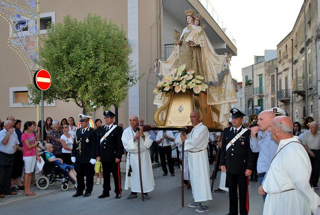 Rutigliano- Ecco il Fotoreportage della nostra amata Vergine del Carmelo (21)