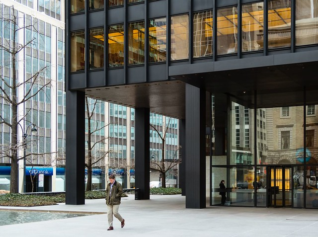 Ludwig Mies van der Rohe. Seagram building #12