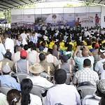 ACAJUTLA RECIBE CON EL CALOR DE SU GENTE AL FESTIVAL PARA EL BUEN VIVIR Y GOBERNANDO CON LA GENTE