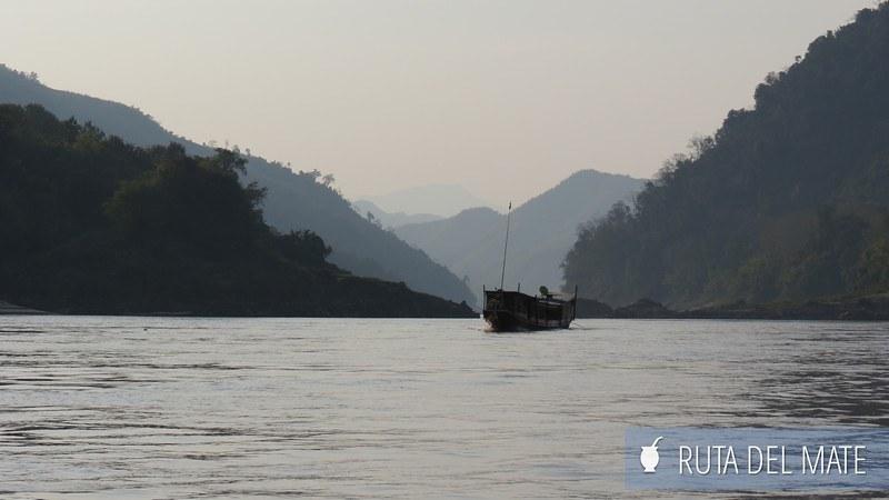 Slow Boat Luang Prabang Laos (2)