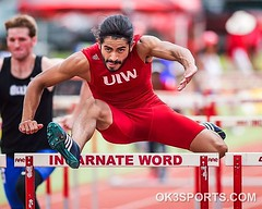 UIW Invitational Track and Field #wordup #ok3sports #sportsphotography