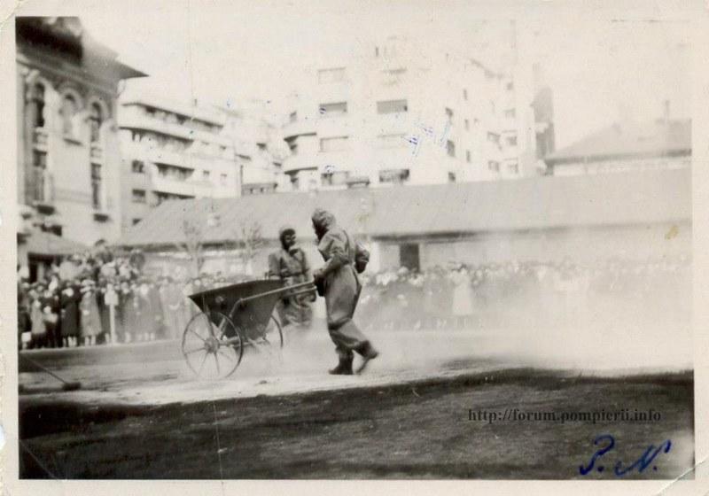 Detasament Mihai Voda, anii 1930