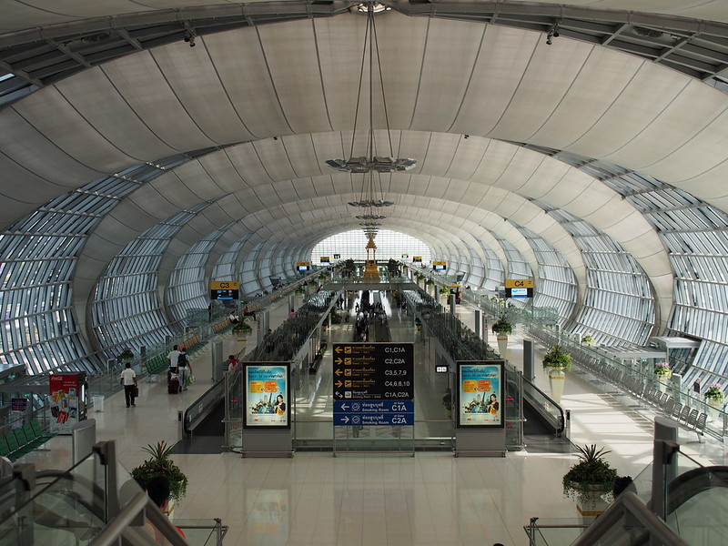 Suvarnabhumi International Airport
