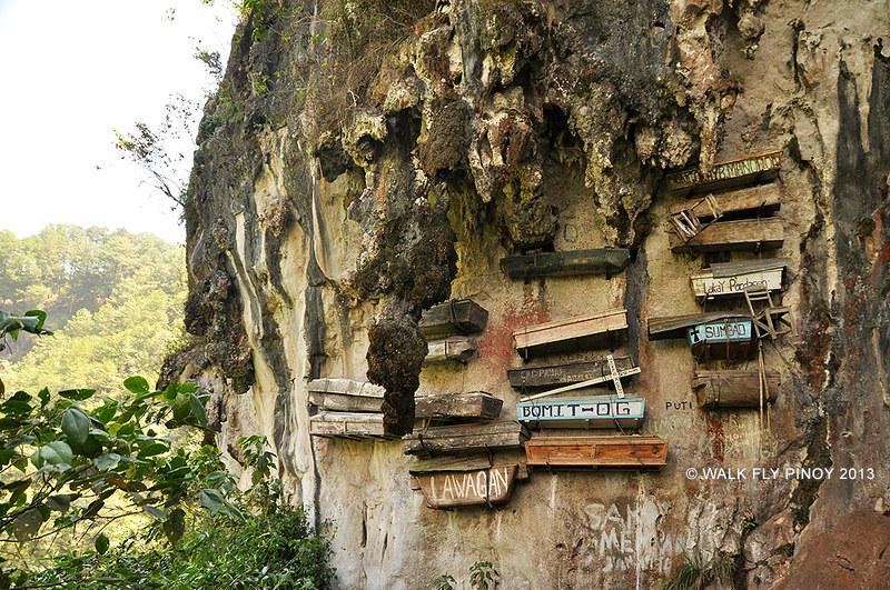 Hanging Coffins of Sagada, Philippine Cordilleras