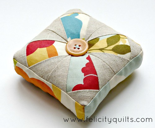 pretty pincushion front