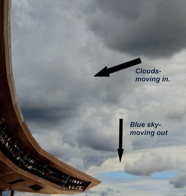 CloudsBlue