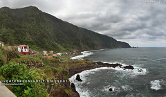 Saída do Seixal (Porto Moniz, Madeira)
