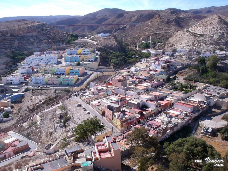 Barrio la Chanca, Almería