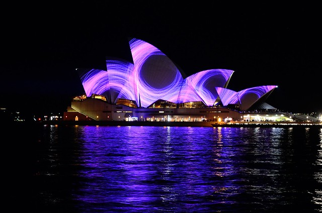 Circles on Opera House