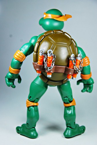 Teenage Mutant Ninja Turtles Classics: Michaelangelo