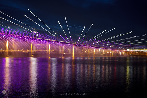 Banpo Bridge Purple