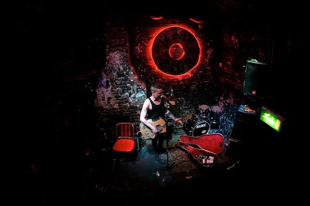 Music at the 12 Bar Club