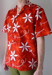 Elvis Hawaiian shirt