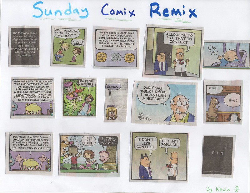 Sunday Comix Remix2