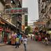 Hong Kong city Street by Isaac Torrontera