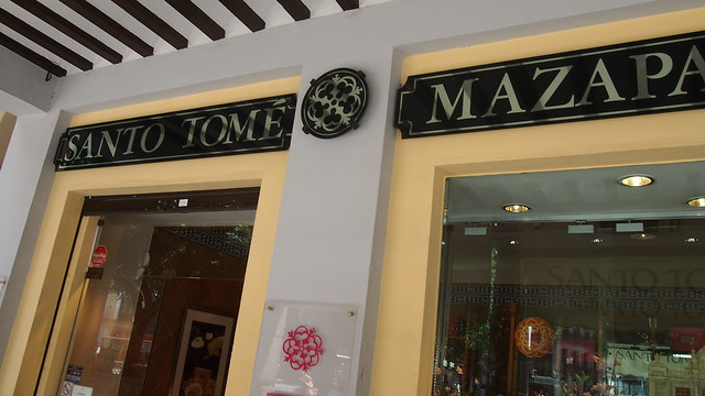 Santo Tome Mazapan