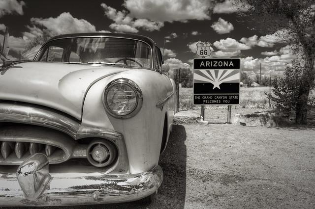 Santa Fe News >> Route 66, Ash Fork, Arizona | Flickr - Photo Sharing!
