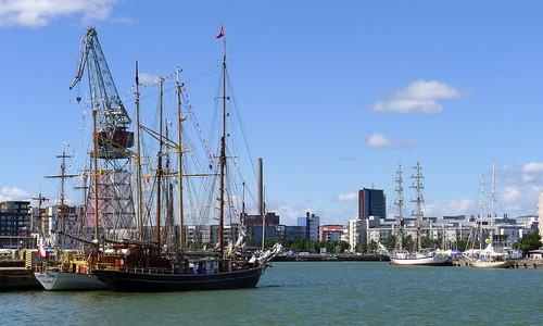 Tall Ships Race 2013, Hietalahti