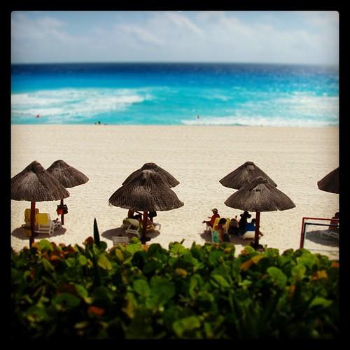 Zona Hotelera de Cancún by Miradas Compartidas