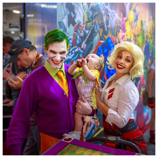 Orheyn Lay Lay Joker Version Song Download: Joker's Family @ Comic-con 2013